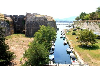 old fortress port