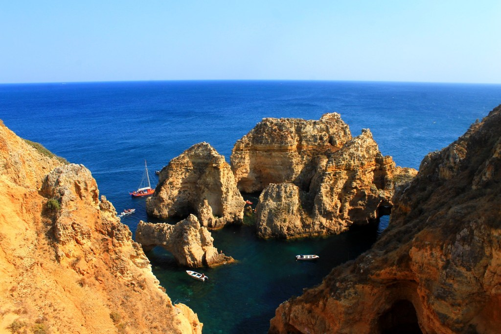 most beautiful beaches in the Algarve