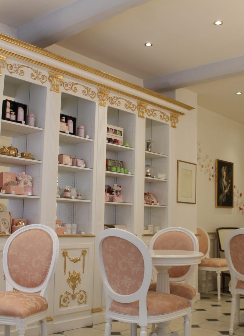Best Teahouse in Paris: Nina's Paris