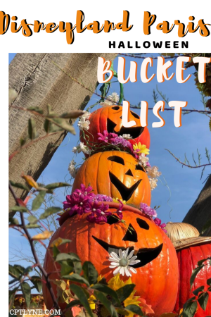 What's better than a spooky fall day trip to #Disneyland #Paris this Halloween? Find out the best things to do with this special Halloween bucket that will make both kids and adults thrilled about this day out! Disney is the perfect autumn day trip from Paris to escape the city and travel into wonderland. #disneyland #disneylandparis #france #traveldestinations #traveltips #fall #autumn