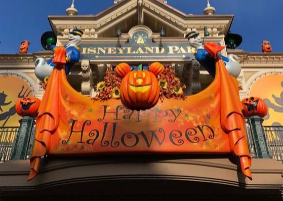 Disneyland Paris Bucket List Halloween