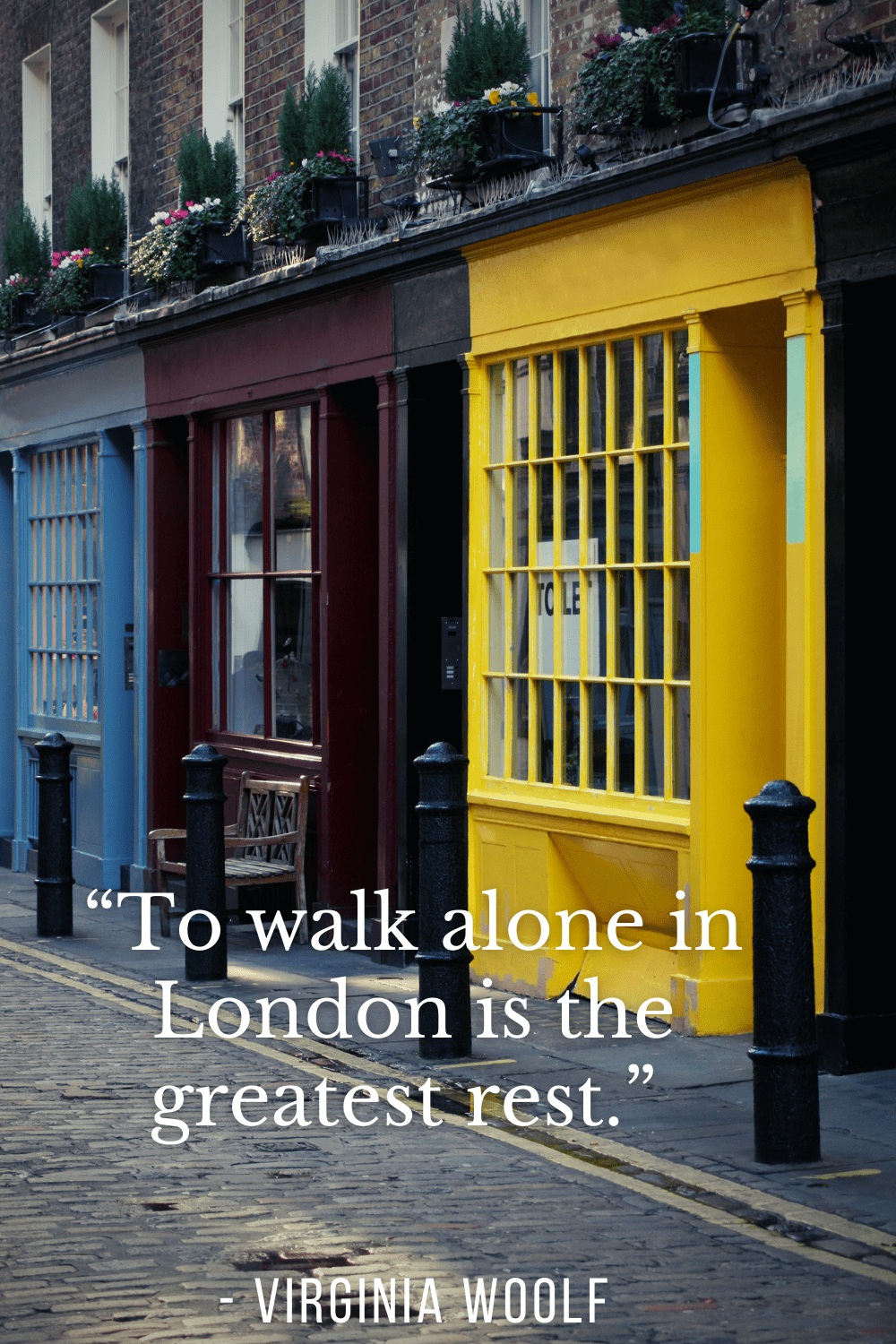 Great London quotes for instagram captions