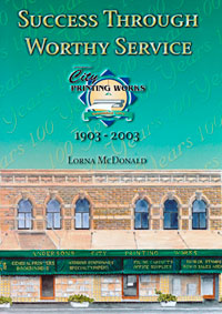 City Printing Works - Success Through Worthy Service