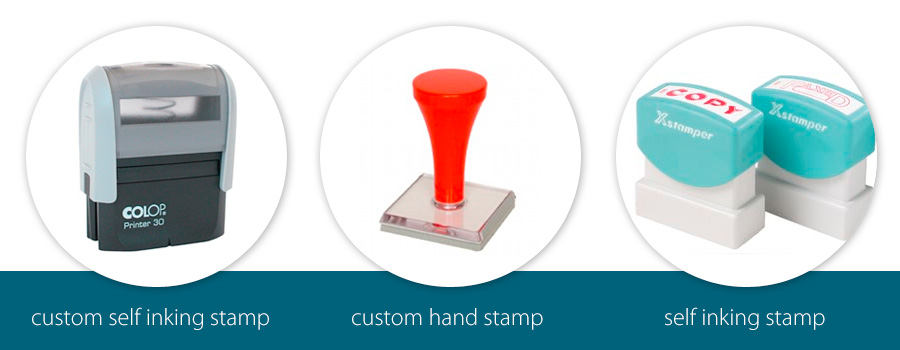 Stamps - City Printing Works
