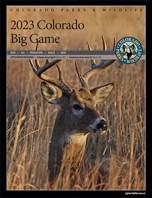 Colorado Big Game brochure cover