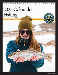 Colorado Fishing Brochure