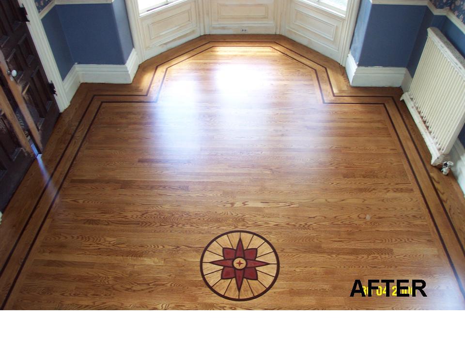 Restoration  Distinctive Wood Floors by Charles Peterson