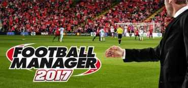 Football Manager 2017 3DM Crack for PC Free Download