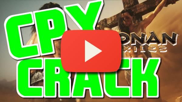 Conan Exiles CPY Crack Tutorial