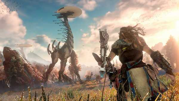 Horizon Zero Dawn PC Cracked Free Download