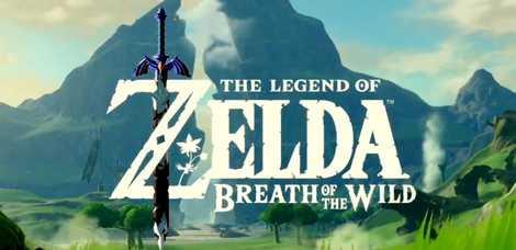 Zelda Breath of the Wild Banner