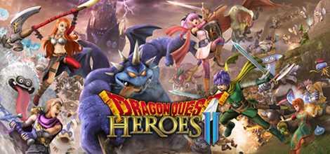 Dragon Quest Heroes II 3DM Crack PC Free Download