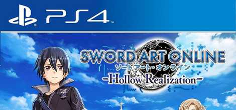 Sword Art Online Hollow Realization PS4-DUPLEX - CPY GAMES