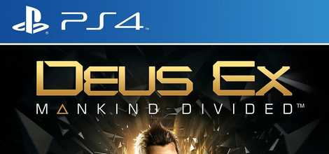 Deus Ex Mankind Divided PS4-Playable - CPY GAMES