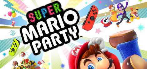 Super Mario Party Crack PC Free Download Torrent - CPY GAMES