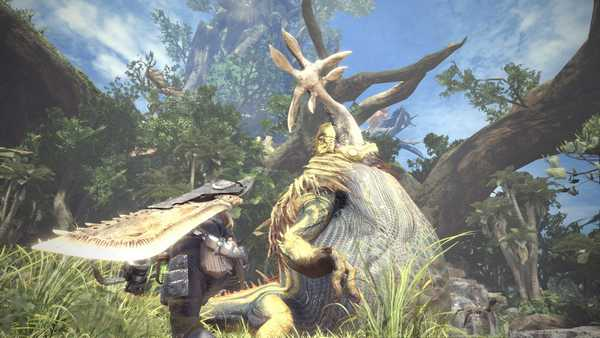 Monster Hunter World Crack PC Free Download Torrent - CPY GAMES