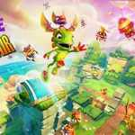 Yooka-Laylee and the Impossible Lair CPY Crack PC Free Download Torrent