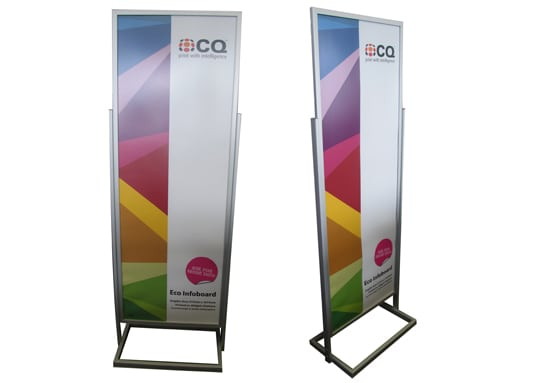 poster stands poster displays