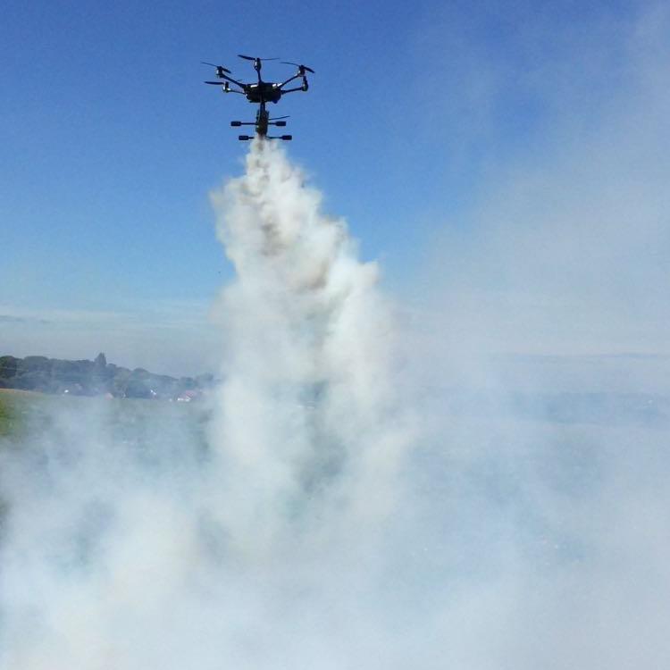 UAS (Drone) Deployment System