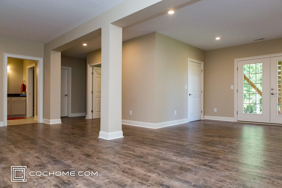 The Hills at Southpoint Basement Transformation Remodel