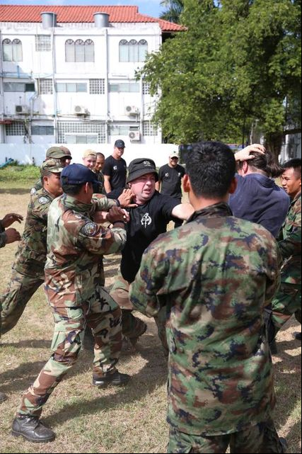 Elite Action Adventure Global Military CQB and CQC courses