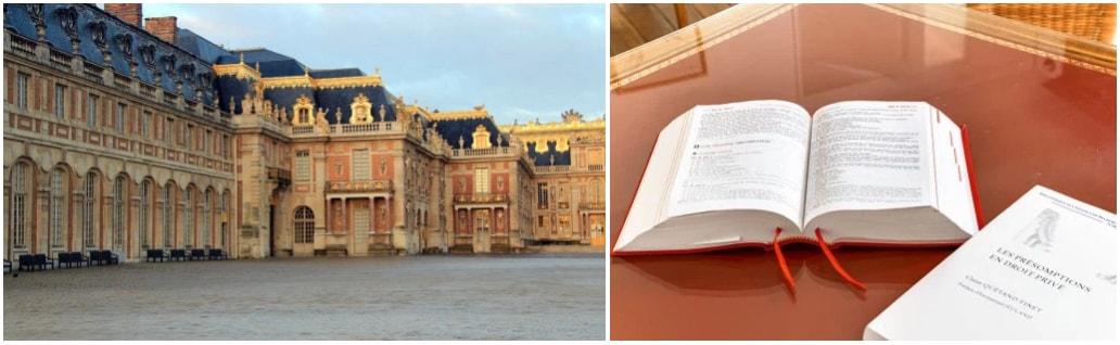 Avocat spécialisé en droit de la famille à Versailles