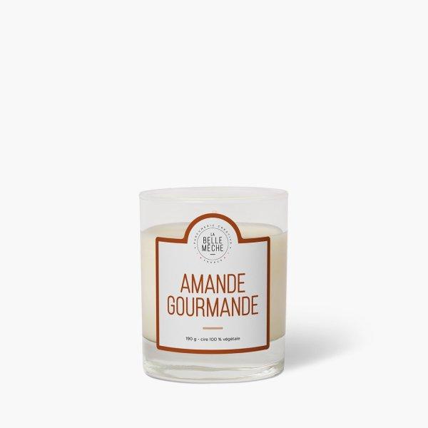 Bougie parfumée Amande gourmande
