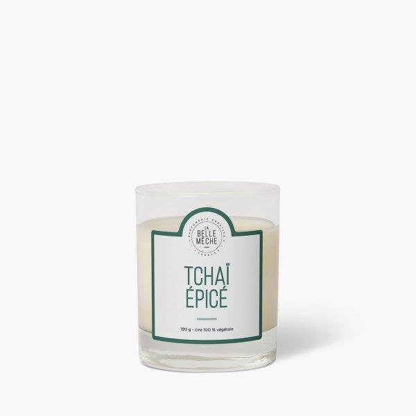 bougie-parfumee-tchai-epice_la belle meche