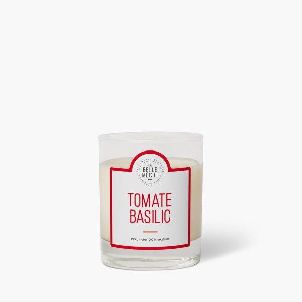 Bougie parfumée Tomate basilic