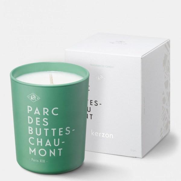 Bougie Parfumée Paris : Parc des Buttes-Chaumont