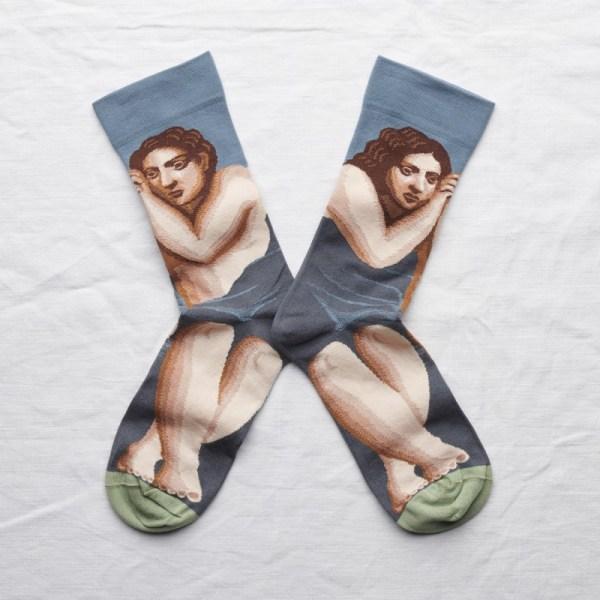 chaussettes-amant-paradis bonne maison