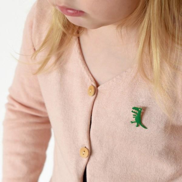 Pin's Dinosaure Herbert
