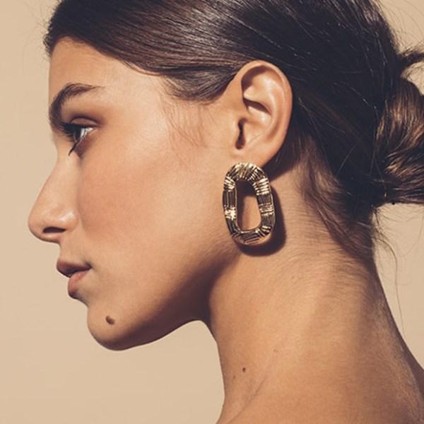 Boucles d'oreilles Calista