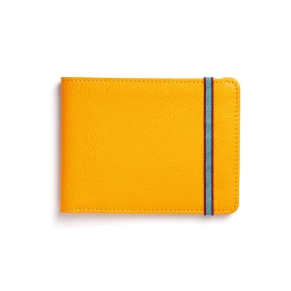 Portefeuille jaune