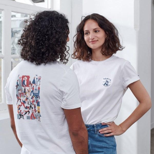 T-shirt Voyage PARIS