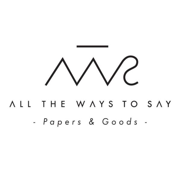 all the way to say logo