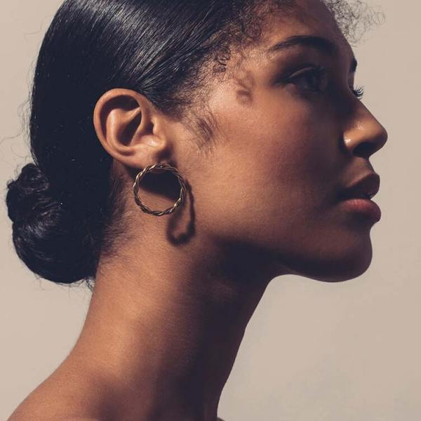 Boucles d'oreilles Diane