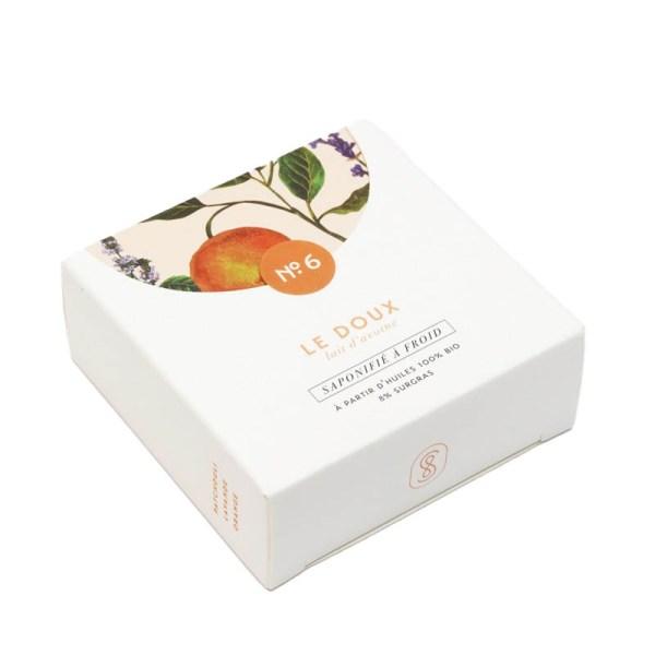 Mini savon bio n°6 aux Flocons d'avoine