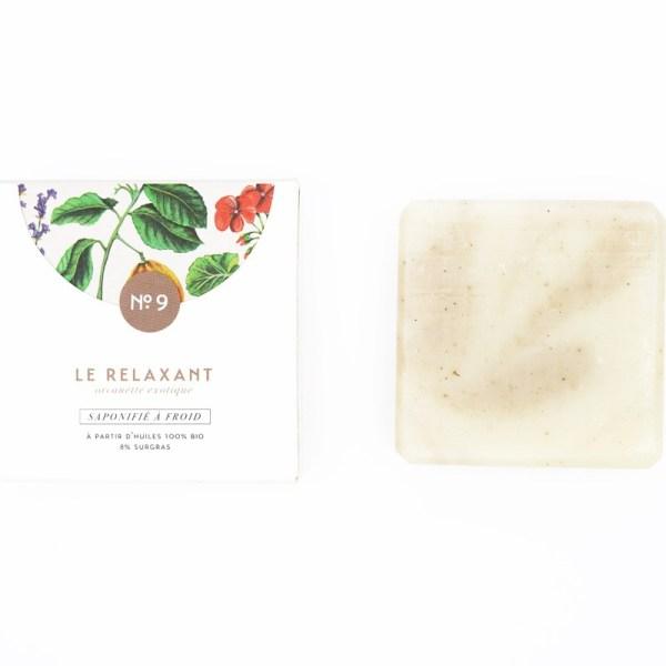 Mini savon bio surgras n°9 à l'orcanette