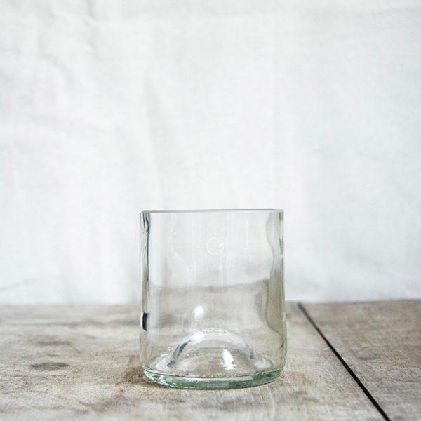 Verres recyclés short drink «Danser»