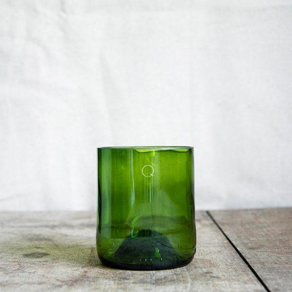 Verres recyclés short drink «Débattre»
