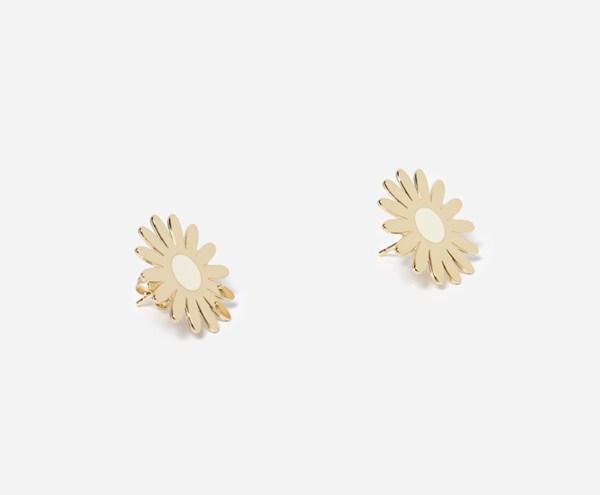 boucles daisy ivoire chic alors