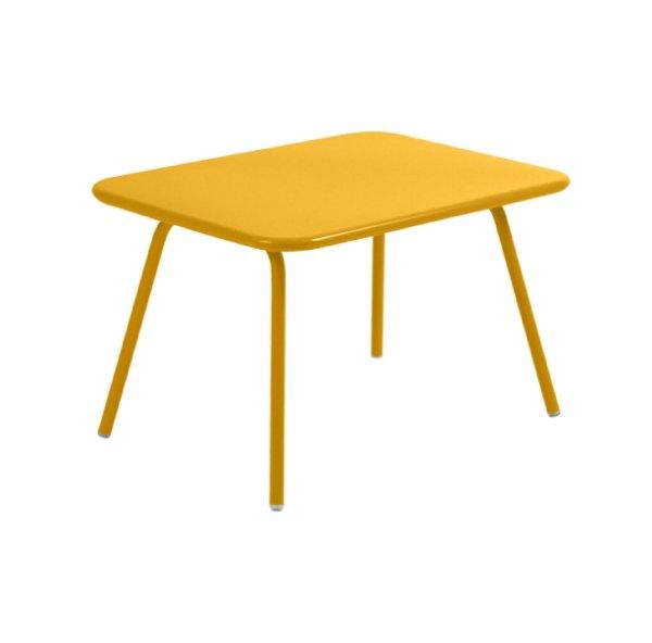 table de jardin fermob luxembourg kid miel