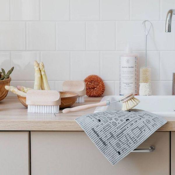 Essuie-tout lavable et réutilisable