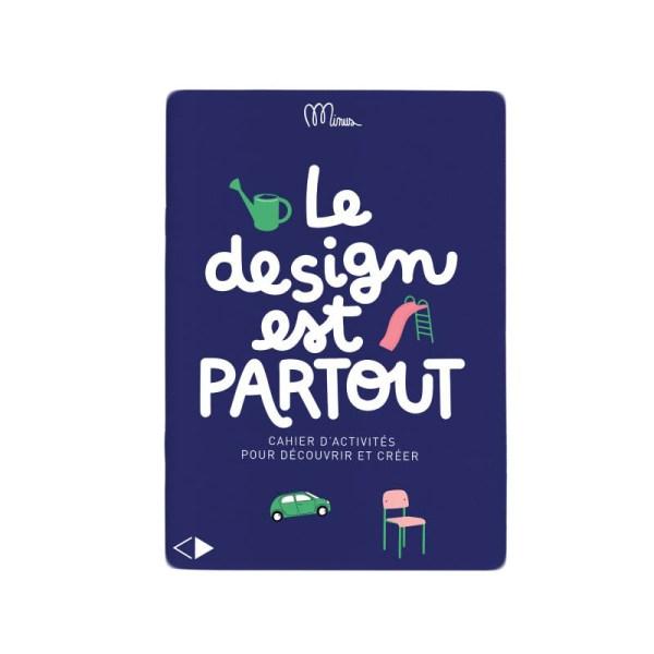 Cahier d'activités Le Design est partout