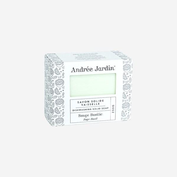 Produit lave vaisselle solide 250g – Sauge/Basilic