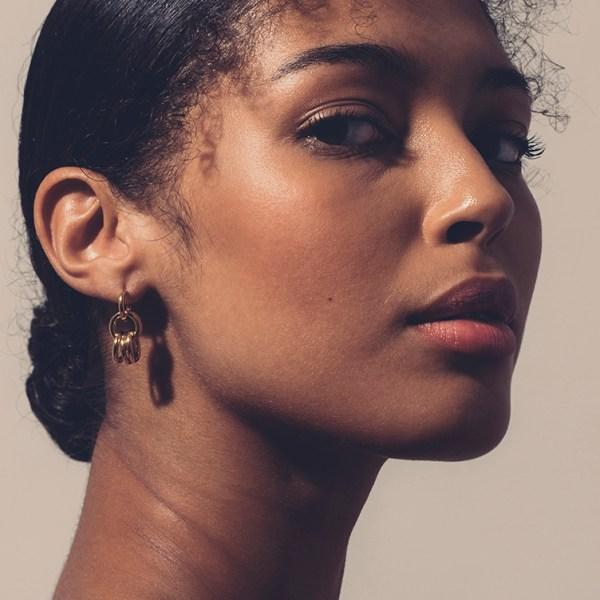 Boucles d'oreilles Avi