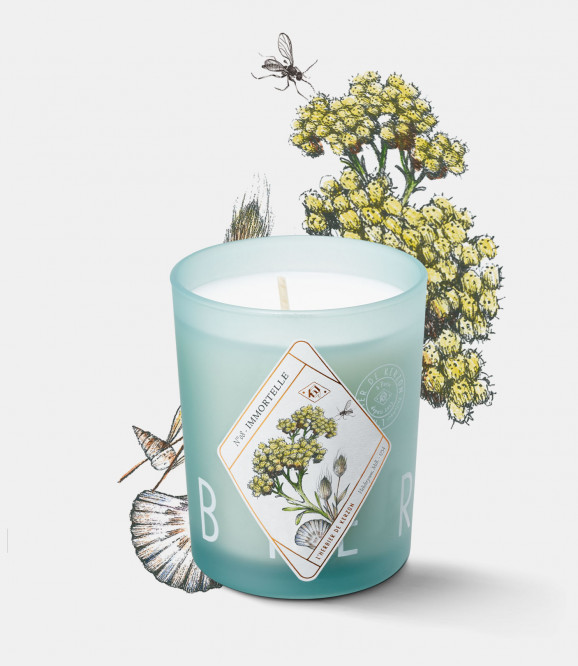 bougie parfumée immortelle-des-dunes-bougie-2