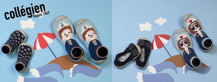 collegien, createur de chaussons chaussettes depuis 1947 1