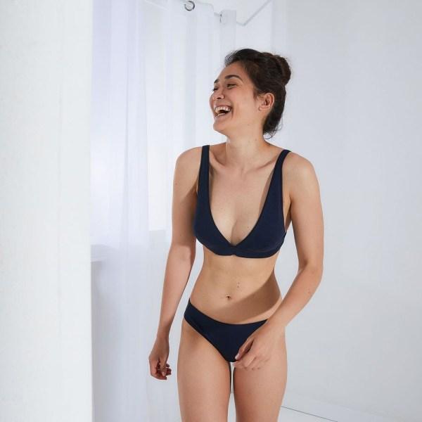 Soutien-gorge sans armature en coton milano – Bianca